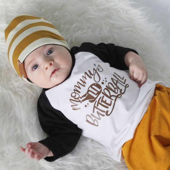baby boy thanksgiving outfit, baby girl thanksgiving, thanksgiving shirt, mommy's little butterball, kids turkey shirt, thanksgiving raglan
