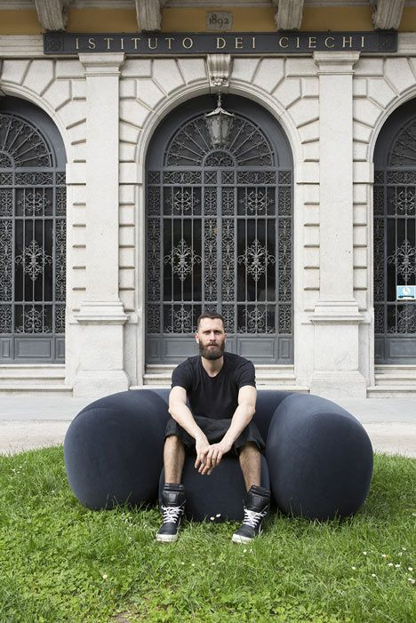 Mollo chair by Philippe Malouin for Established and Sons