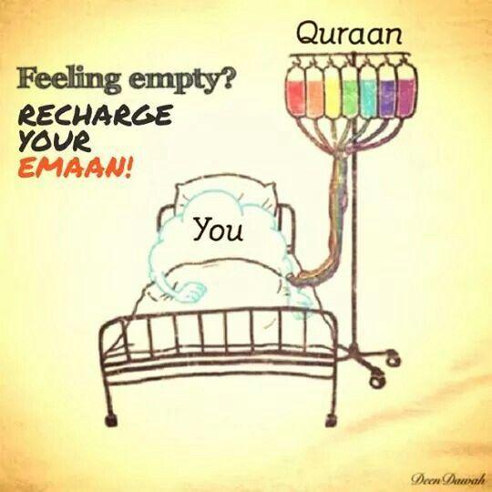 ♡♥ QURAN IS THE SOURCE OF EMAAN