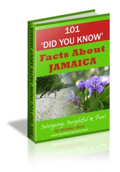 Did you Know Facts about Jamaica Ebook icon. $5.95