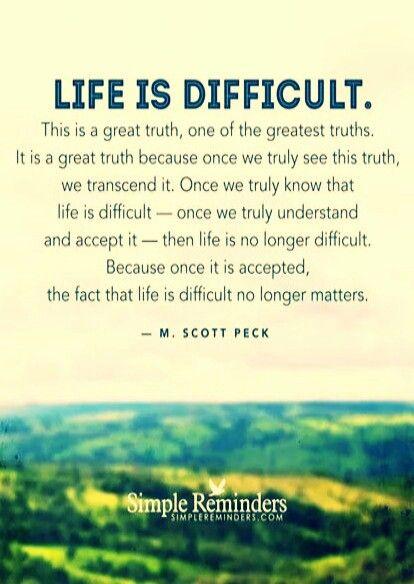 ⓠ M.Scott Peck