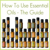 Staying Healthy with Uses for Essential Oils (And The Complete Essential Oil List)