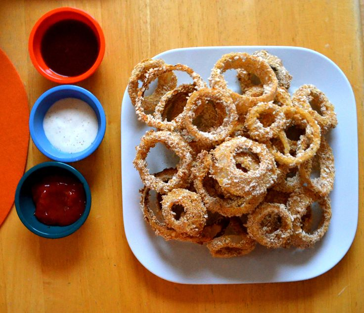 38 best images about Tasty Onion Rings on Pinterest