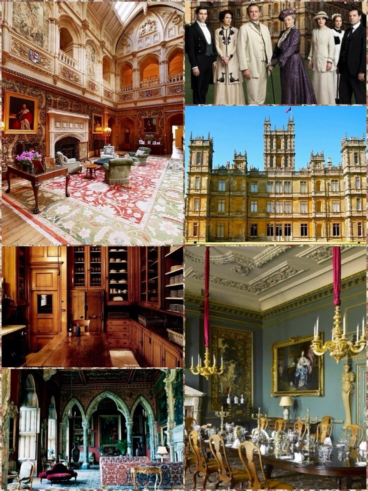 17 best images about downton abbey house on pinterest lady violet castle bedroom and gothic. Black Bedroom Furniture Sets. Home Design Ideas