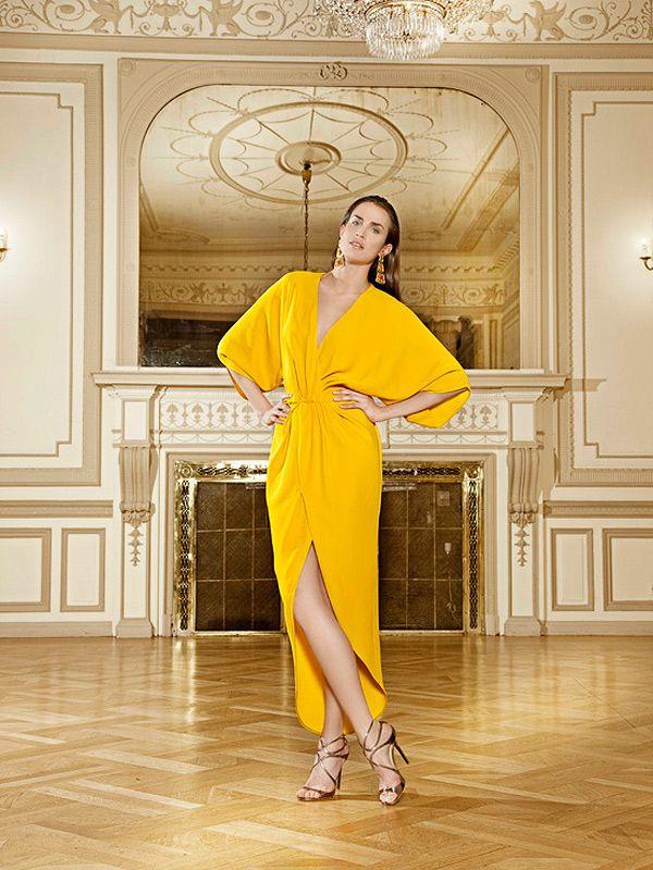La nueva colección de Dolores Promesas Primavera-Verano 2014 #boda #invitadas #vestidos