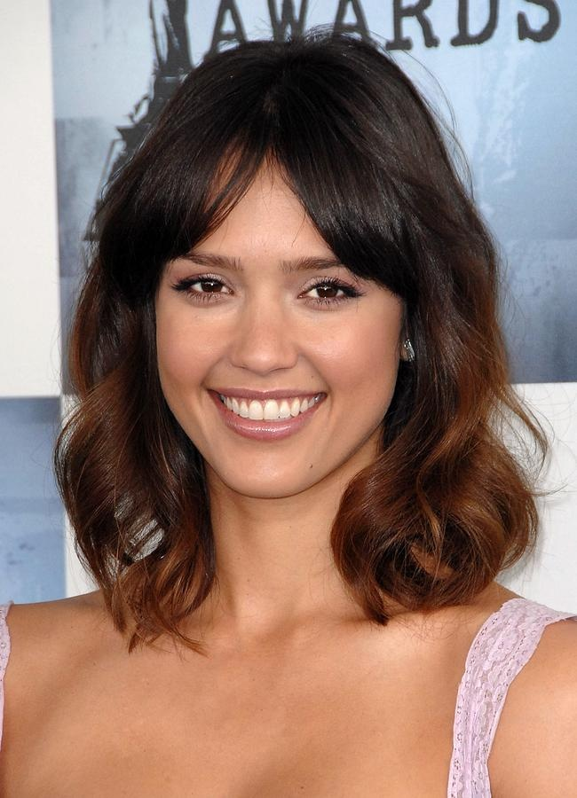 idea for growing out bangs