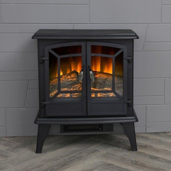Overstock Com Online Shopping Bedding Furniture Electronics Jewelry Clothing More Freestanding Fireplace Electric Stove Fireplace