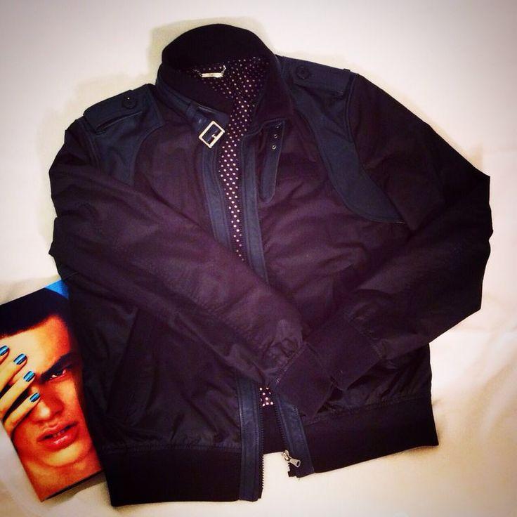 D&G black jacket, size 56