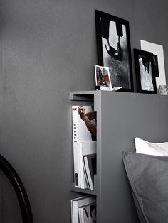 TDC: DIY Headboard by Pella Hedeby for Ikea Livet Hemma
