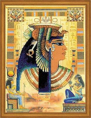 """Counted Cross Stitch Kit RIOLIS - """"Cleopatra"""""""