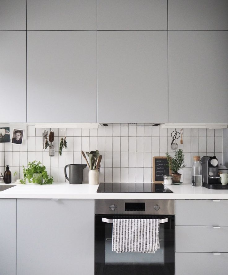 White Kitchen No Handles best 25+ ikea kitchen handles ideas only on pinterest | ikea