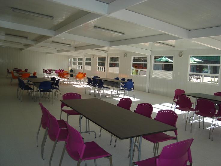 Cafetería de la Universidad EAN. Bogotá, Colombia -Suramérica-