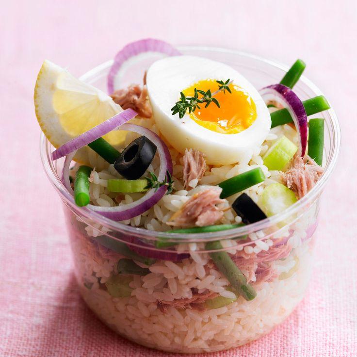 Découvrez la recette de la salade niçoise