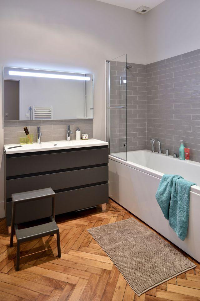 Appartement Lyon 3  un 100 m2 avec charme de lu0027ancien et touche