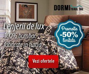 Dormitorul Tau comercializeaza lenjerii de pat din Colectia de LUX Hobby Home Collection, fiind confectionate numai cu materiale naturale.