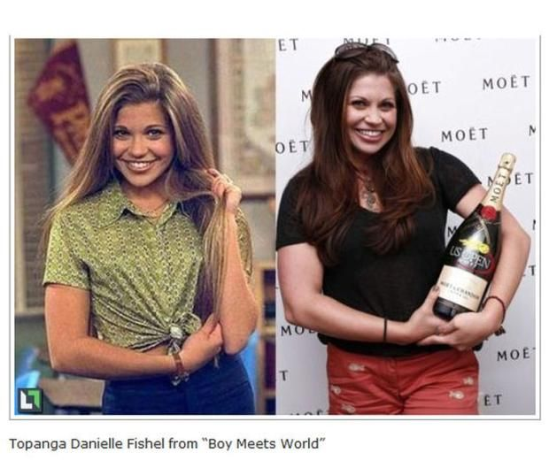 Celebrities Then And Now - Gallery