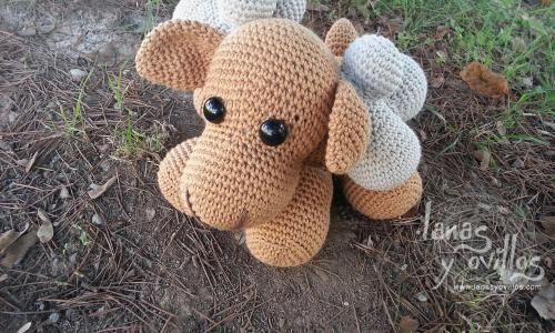 Amigurumi Moose Pattern Free : 36 Best images about Moose crochet on Pinterest Free ...