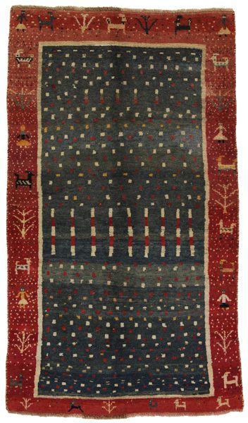 Gabbeh - Qashqai Tappeto Persiano 191x111