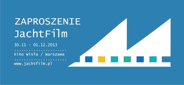 JachtFilm Festiwal 2013 / invitation