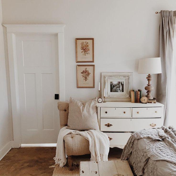 703 best Farmhouse Bedrooms images on Pinterest Farmhouse Bedrooms  . Farmhouse Bedrooms. Home Design Ideas