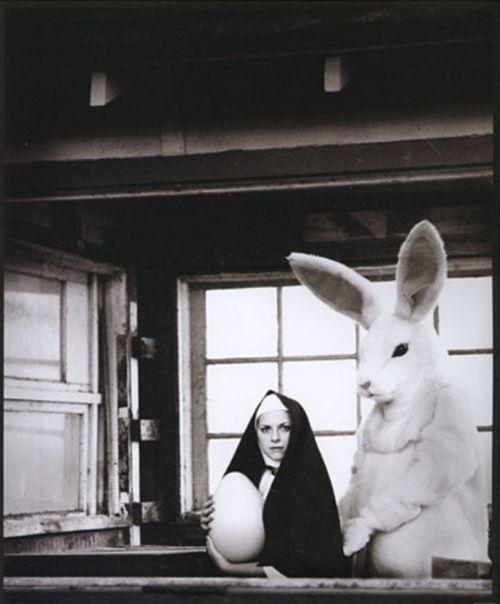 Easter Bunny Pics, Robert Doisneau And