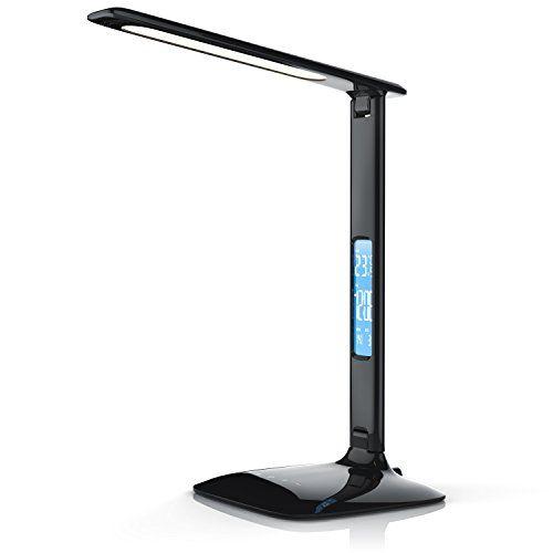 Nice Brandson dimmbare LED Schreibtischlampe Augenschutz https