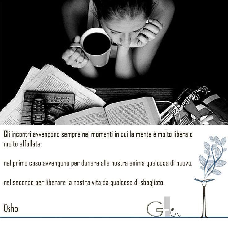 #citazioni: osho   #book #reading #quote   @G a i a T e l e s c a   GAIA TELESCA  