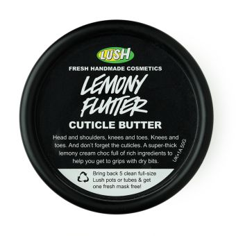 Perfect for softening our hardest bits: knees, elbows, heels, brittle nails and cuticles finally get the attention they deserve. Lemony Flutter revives a traditional method of cream-making that even the Romans would recognise. A little goes a long way, and within just a few applications, those neglected areas will be rejuvenated and smelling delicious, just like lemon curd.