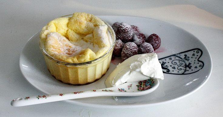 Gry´s lavkarbo: Små ostekaker