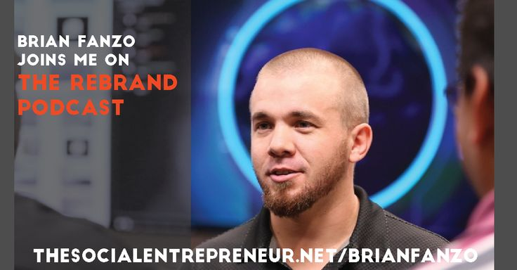 An earlier embracer of social, Brian Fanzo (@isocialfanz) joins me on The Rebrand Podcast. The father of three daughters (no wonder we got along so well :) ) Brian is a thought leader in the space of social and helps brands leverage the power of social media.  To listen to the entire interview and get all the resources mentioned in the show, visit  http://thesocialentrepreneur.net/brianfanzo/  #podcast #interview #brianfanzo #therebrandpodcast #business #entrepreneur…