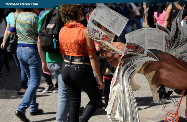 Vendedores de Lotería se pronuncian en demanda de Bienestar Social