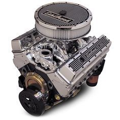 Performer RPM E-Tec 9.5:1 (435 HP & 435 TQ) Crate Engine by Edelbrock