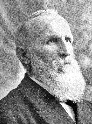 William Hood Hill, Feb 21 1840 -  Nov. 13 1907 (Great Great Grandfather)