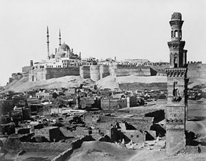 Medieval Wonders -Saladin Citadel of Cairo, Islamic fortification in Egypt bwtween 1176-1183 to protect from Crusaders. 6of12