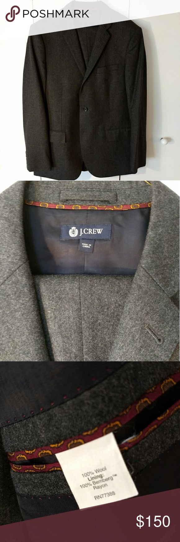 📣NWOT, J.CREW LUDLOW WOOL SUIT! ADD TO 🛒 Beautiful, 100% LUDLOW WOOL SUIT. 42R/ 33W, 32L. * SAME DAY SENT OUT*. MUST HAVE FELLAS!! j crew Suits & Blazers Suits