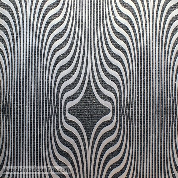 41 mejores im genes sobre papel pintado uptown en for Papel pintado color plata