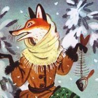 N. Trepenok. Russian folk tales