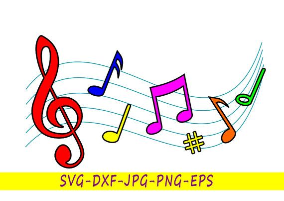 Guarda questo articolo nel mio negozio Etsy https://www.etsy.com/it/listing/493065908/note-musicali-colorate-svg-disegno-in