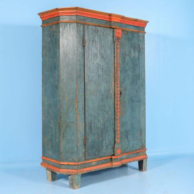 Armoires & Wardrobes | Scandinavian Antiques | Antique Furniture for Sale