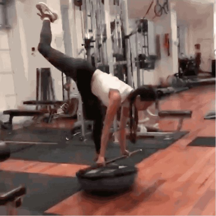 Shay Mitchell's Latest Instagram Workout Is Pure Insanity