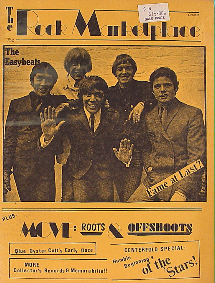 the easybeats posters - Google zoeken
