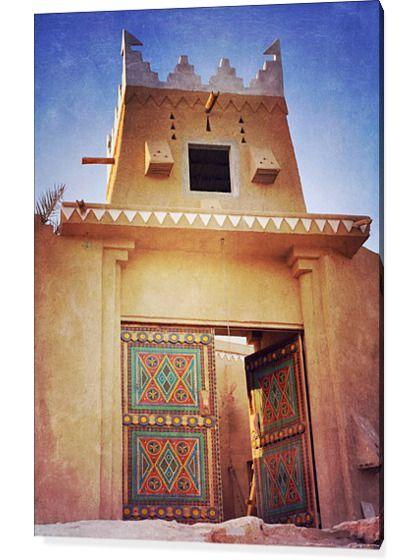 Ad Diriyah Riyadh, Saudi Arabia #UNESCO #heritage #Najd #Riyadh