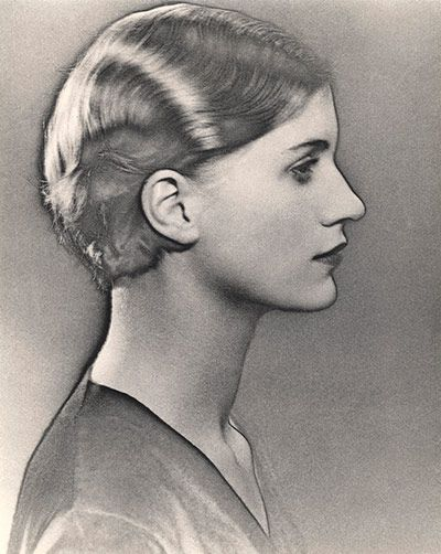 Credit: Lee Miller Archives/Man Ray Trust  Solarized portrait of Lee Miller, 1930 by Man Ray