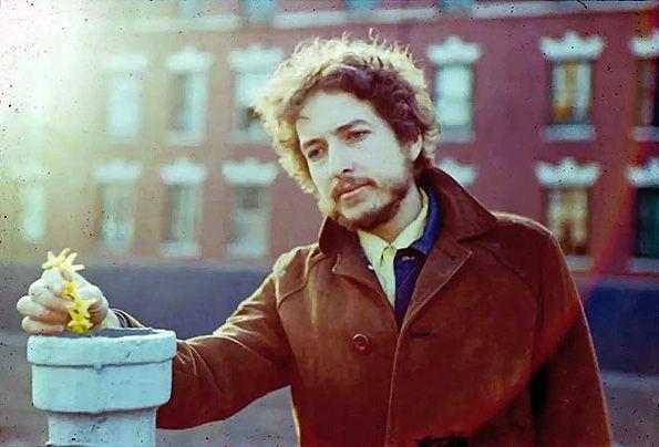 Архивная музыка Боба Дилана