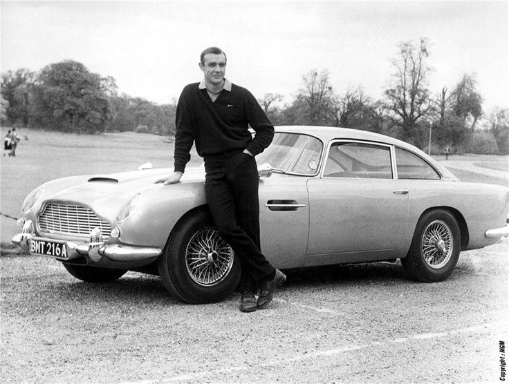 Toutes les voitures de James Bond