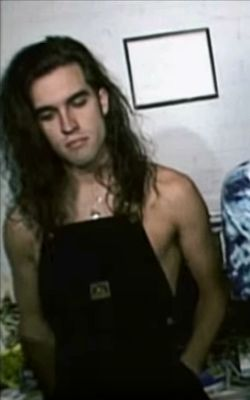 Young Russ Parrish is the cutest thing I've ever seen. Satchel from Steel Panther.