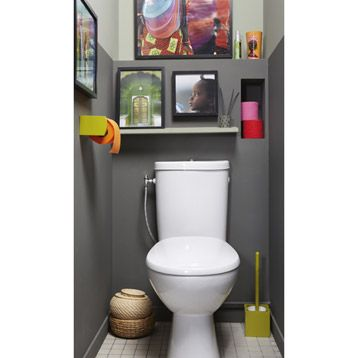 16 best Wc decor images on Pinterest | Room, Live and Bathroom ideas