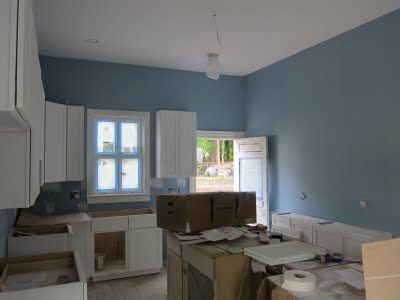 Sherwin Williams Respite Paint Color We Used In Jordy S