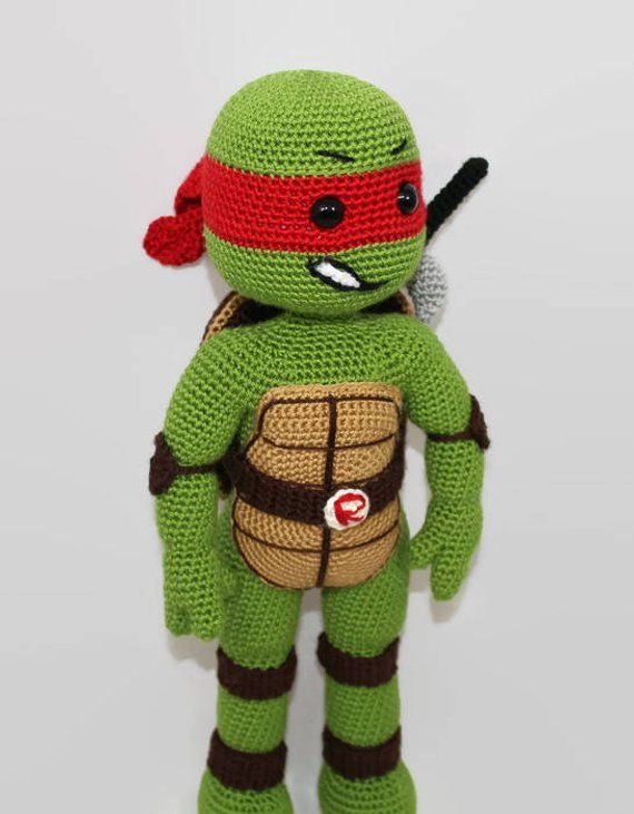 Ninja Crochet Pattern Free Tutorials and Great Ideas | The WHOot | 731x570
