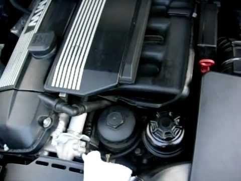 http://www.strictlyforeign.biz/default.asp Guide to Checking your BMW E46 E39 E53 E83 Oil Level and diagnosising Oi...